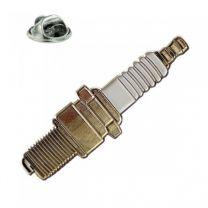 Pin de Solapa Bujia Coche 40x12mm