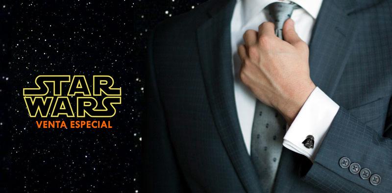 Gemelos Star Wars. Ofertas producto Oficial DISNEY